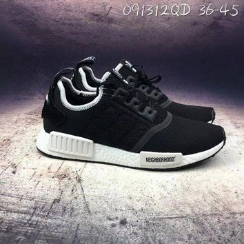 DCCK8X2 Best Deal Online Adidas NBHD x INVINVIBLE Boost NMD XR1 PK W Women Men Running Shoes C