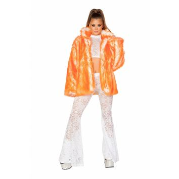 Tangerine Dream Coat