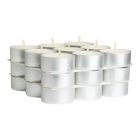 H&M - Tea Lights - White