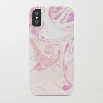 Soft touch iPhone Case by Printerium