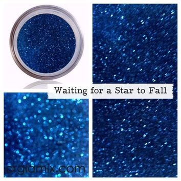 Waiting For A Star To Fall Glitter Pigment