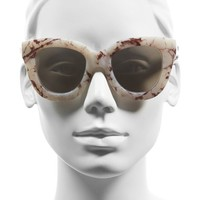 Quay Australia 'Sugar and Spice' 50mm Cat Eye Sunglasses | Nordstrom