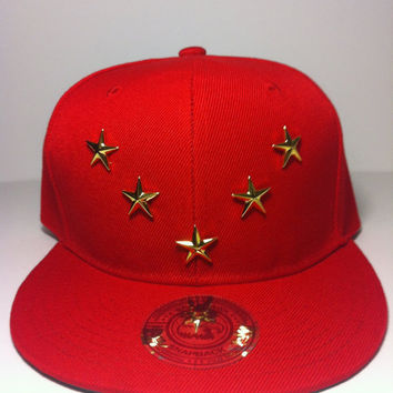 Givenchy Inspired Snapback Chinese New Year Edition 5 Star