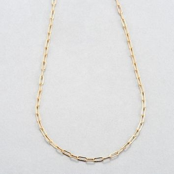 Long Link Heavy Chain