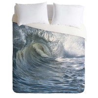 Lisa Argyropoulos Within the eye Blue Duvet Cover