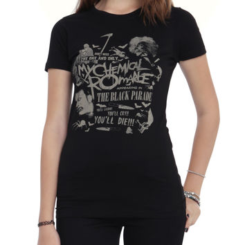 My Chemical Romance Horror Girls T-Shirt