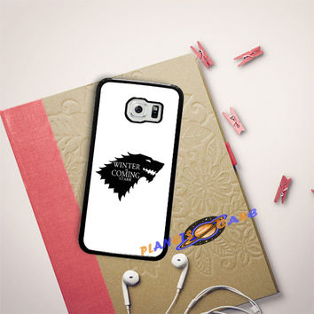 Game Of Thrones Who is Crown Samsung Galaxy S6 Edge Plus Case Planetscase.com