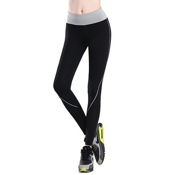 Running Tights Women Yoga Pants High Waisted Skinny Sport Pencil Pants Gym Jogging Running Leggins Female Tight Pants