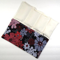 Hot/Cold Therapeutic Rice Bag with Removable, Washable Cover - Medium