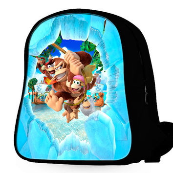 Donkey Kong Country Tropical Freeze Backpack