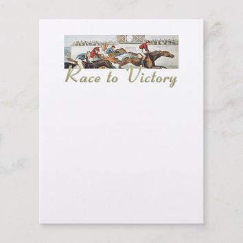 TOP Race to Victory