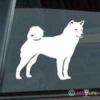Shiba Inu Sticker Vinyl Auto Window japanese ken