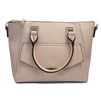 Gia Handbag In French Rose