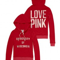 University of Wisconsin Perfect Pullover Hoodie