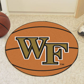 Wake Forest University Basketball Mat