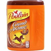 Poulain Extra Large Grand Arome French Hot Chocolate Mix 28.2 oz. (800g)