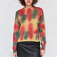 Ecote Tie-Dye Crew-Neck Sweater - Urban Outfitters