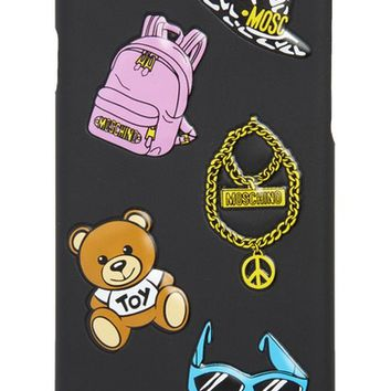 Moschino Icon Charm iPhone 6/7 Case | Nordstrom