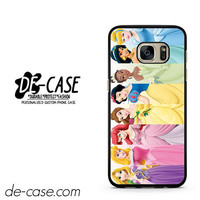 All Disney Princess DEAL-602 Samsung Phonecase Cover For Samsung Galaxy S7 / S7 Edge