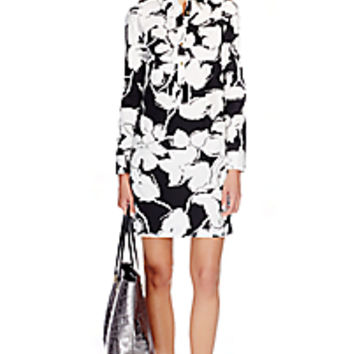 DVF Taffy Cotton Shirt Dress