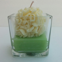 Key Lime Pie Gourmet Candle