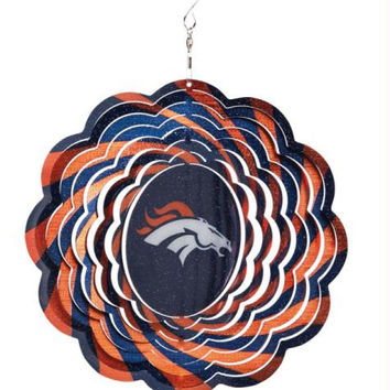 Wind Spinner - Denver Broncos