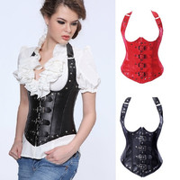 fashion Women sexy lingerie Underwear corset Shapewear Gothic Overbust waistband Bustier Body Shaper = 1705282116