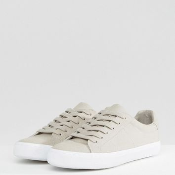 ASOS DEVLIN Lace Up Sneakers at asos.com