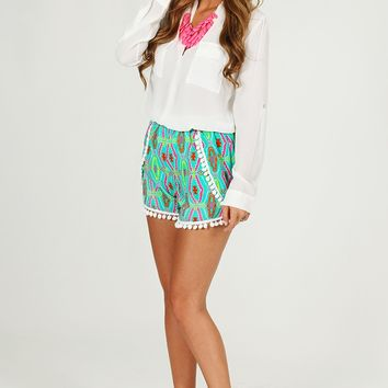 Set The Standards Top: White - Blouses - Tops - Hope's Boutique
