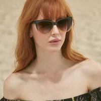 PRISM 'Moscow' 55mm Cat Eye Sunglasses   Nordstrom