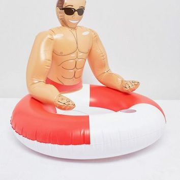 Hunk Pool Ring Float