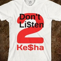 No Ke$ha