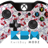 Hello Kitty Xbox One Controller