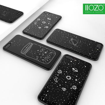 UNIVERSE Phone Cases For iphone 7 8 X