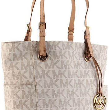 dc59c6d6bd92 Best Michael Kors Signature Tote Products on Wanelo