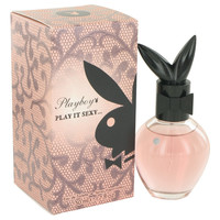 Playboy Play It Sexy Perfume by Coty Eau De Toilette Spray