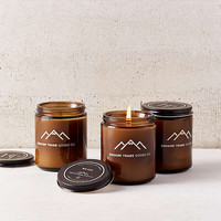 Square Trade Goods Co. Jar Candle | Urban Outfitters