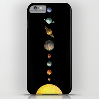 Solar System iPhone & iPod Case by Terry Fan