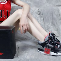 "[ Free Shipping ]Nike Air Jordan 3 Retro OG 854262-001""Black Cement""  Basketball Sneaker"