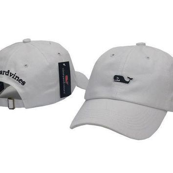 MDIGON1O Day First White Vineyard Vines Women Men Embroidery Sports Sun Hat Baseball Cap Hat