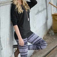Great Strides Print Leggings