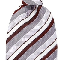 Scott Allan Men's Striped Tie