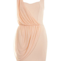 Drape Detail Dress - View All  - Dress Shop