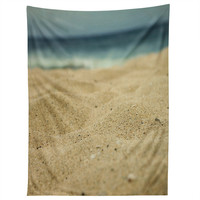 Leah Flores Sandy Beach Tapestry