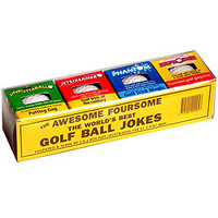 All Four Trick Golf Balls