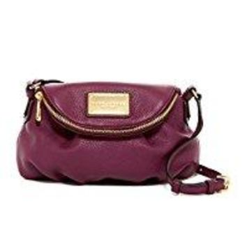 Marc by Marc Jacobs Mini Natasha Leather Handbag