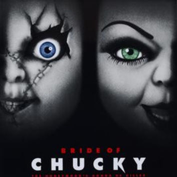 Bride Of Chucky Movie Poster 11x17 Mini Poster