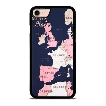 KATE SPADE GOING PLACES iPhone 8 Case