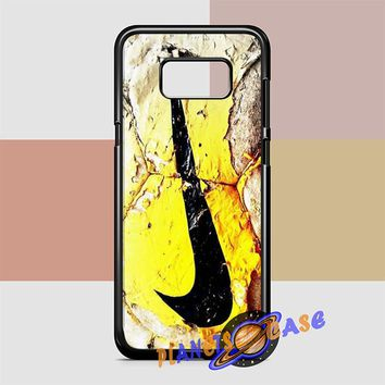 Nike Soccer Ball Art Samsung Galaxy S8 Plus Case Planetscase.com