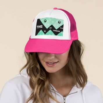 Thinking Cap Hat (Pink)